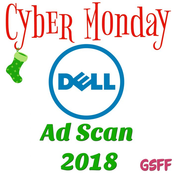 Dell Cyber Monday Deals 2018!