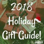 Holiday Gift Guide 2018!