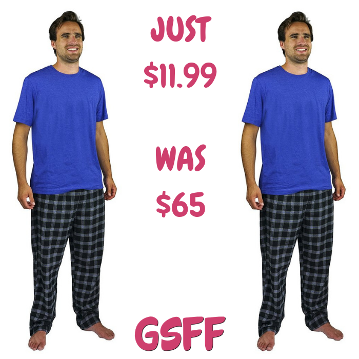Men's 2-Piece Sleepwear Set