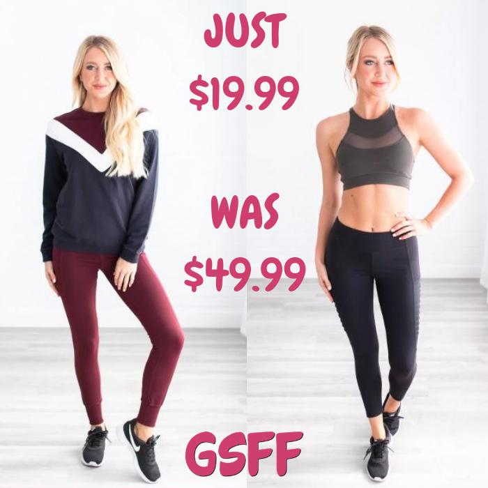Trendy Workout Pants