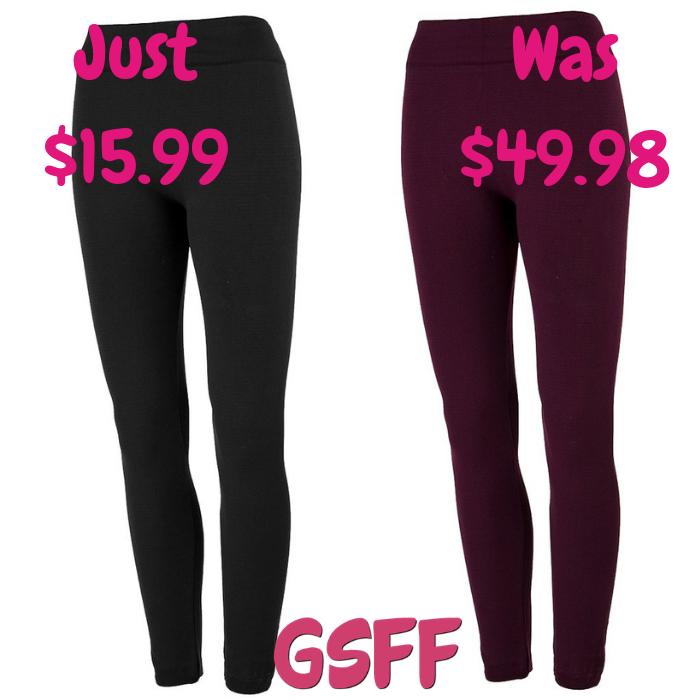 Women's Leggings 2-Pack