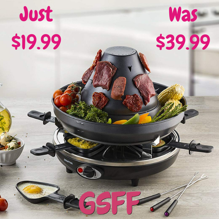 Gourmia Electric Raclette