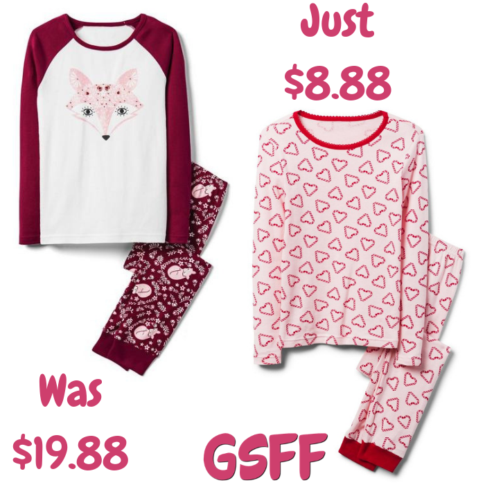 Kids Pajama 2-Piece Set