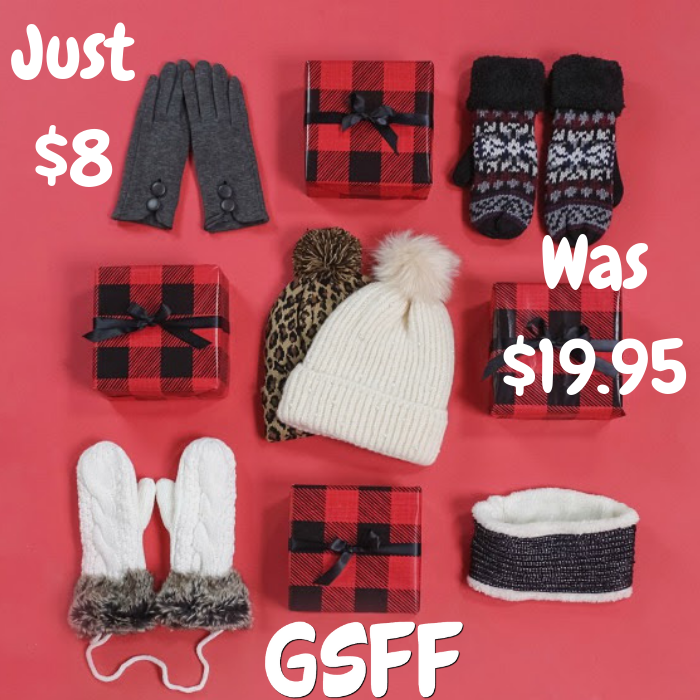 Women's Mittens, Scarves & More