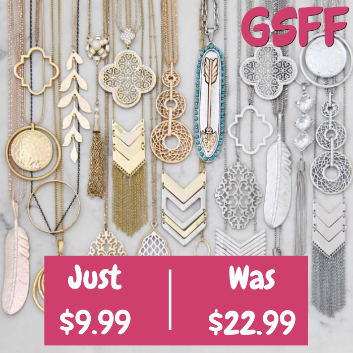 Stylish Long Necklaces