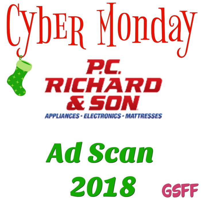 P.C. Richard & Son Cyber Monday Deals 2018!