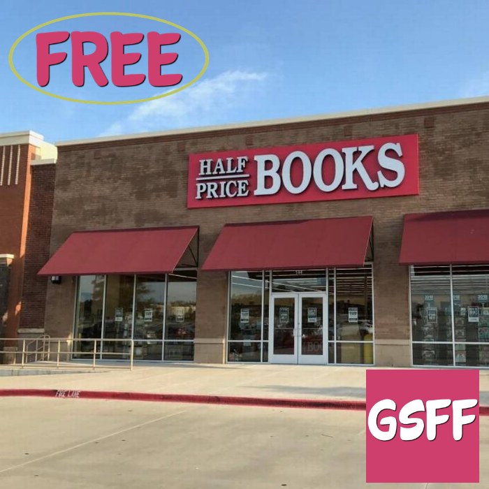 FREE Children's Book At Half Price Books!