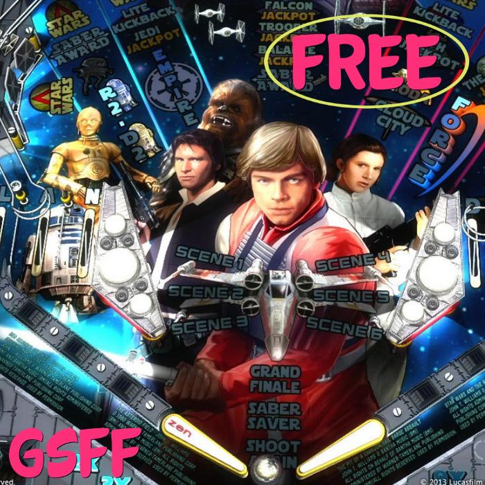 FREE Star Wars Pinball App Download!