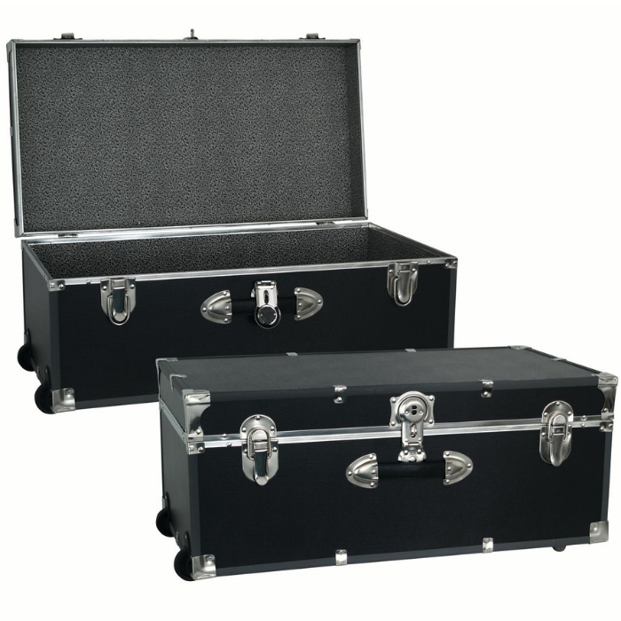 30-Inch Footlocker Trunk