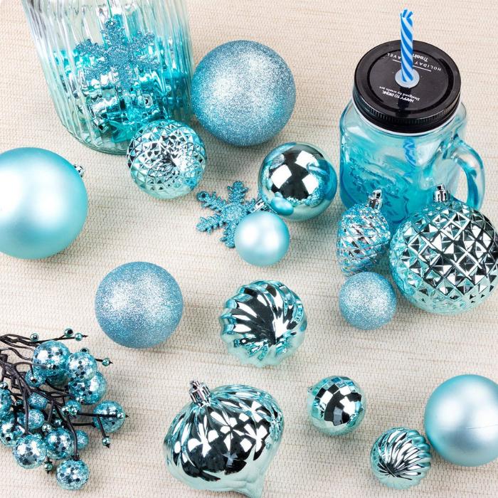 Christmas Balls 34-Count