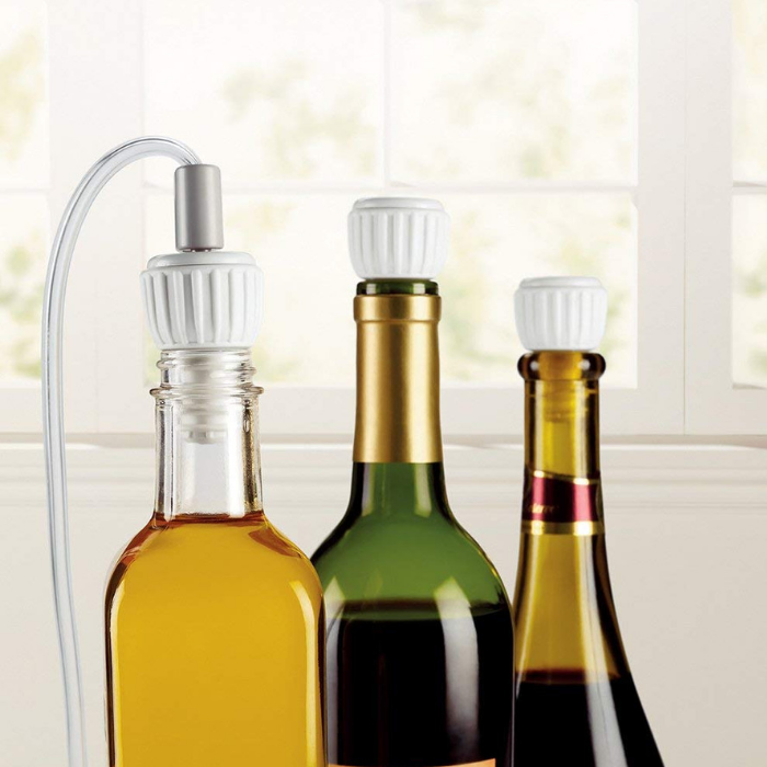 Bottle Stoppers 3-Pack