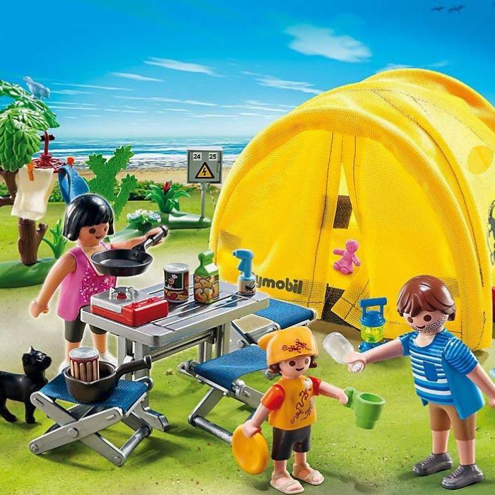 PLAYMOBIL Camping Trip