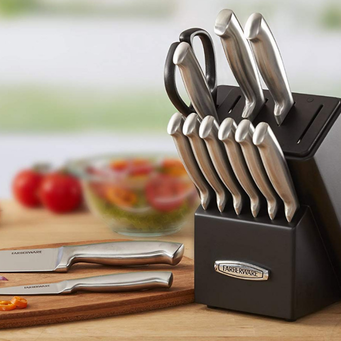 Farberware 13-Piece Knife Set