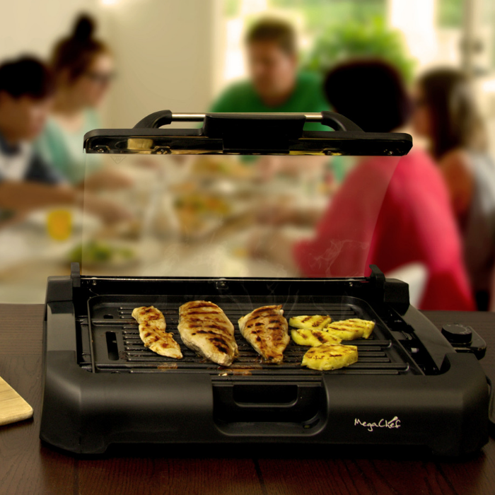 Indoor Grill And Griddle