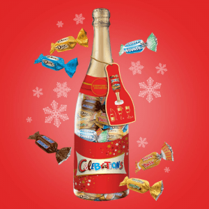 Celebrate The Holidays With A Sweet Treat From Mars Celebrations!