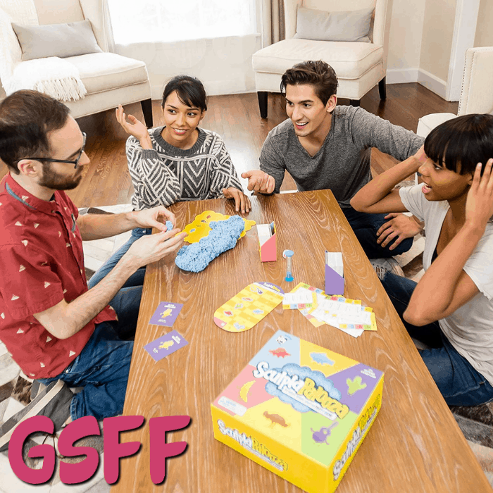 New Game For Party Fun: Educational Insights Sculptapalooza Sculpting Party Game