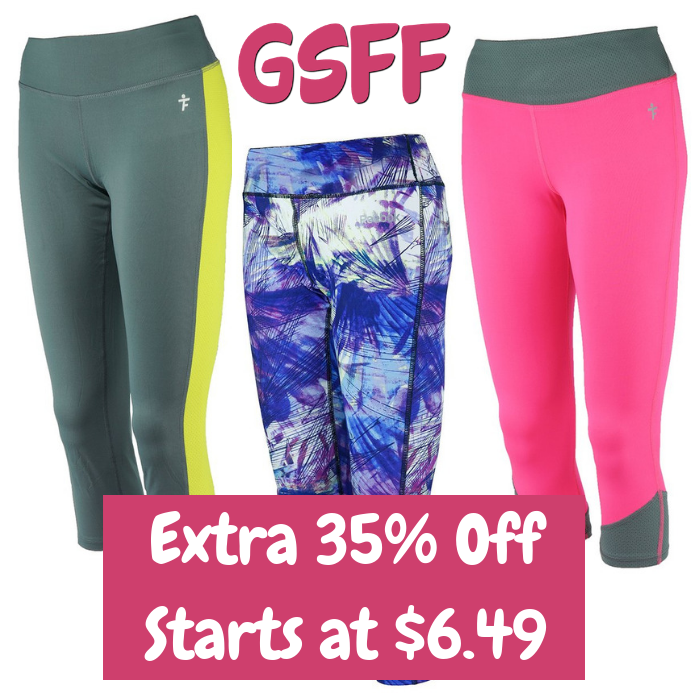 Extra 35% Off Leggings