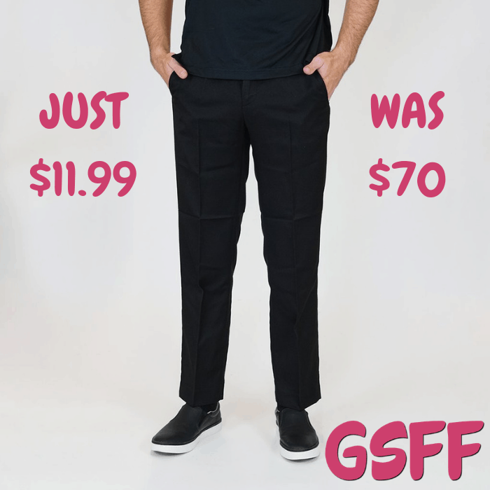 Greg Norman Men's Pants