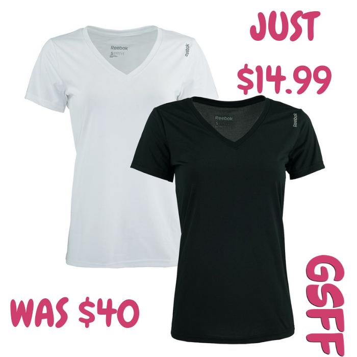 Reebok T-Shirt 2-Pack