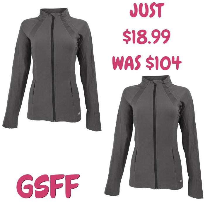 Women's Body Hug Jacket