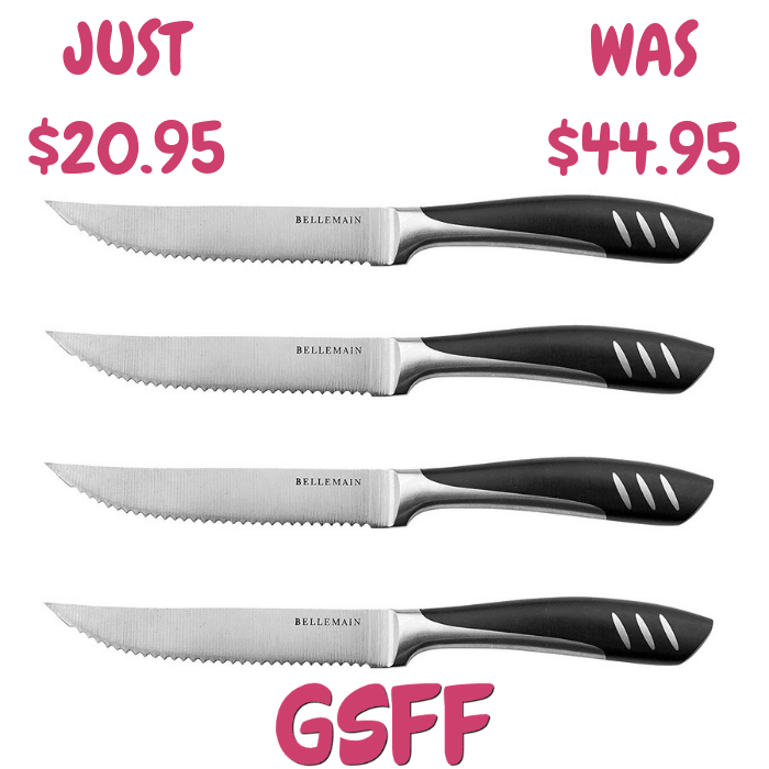 Steak Knife 4-Piece Set