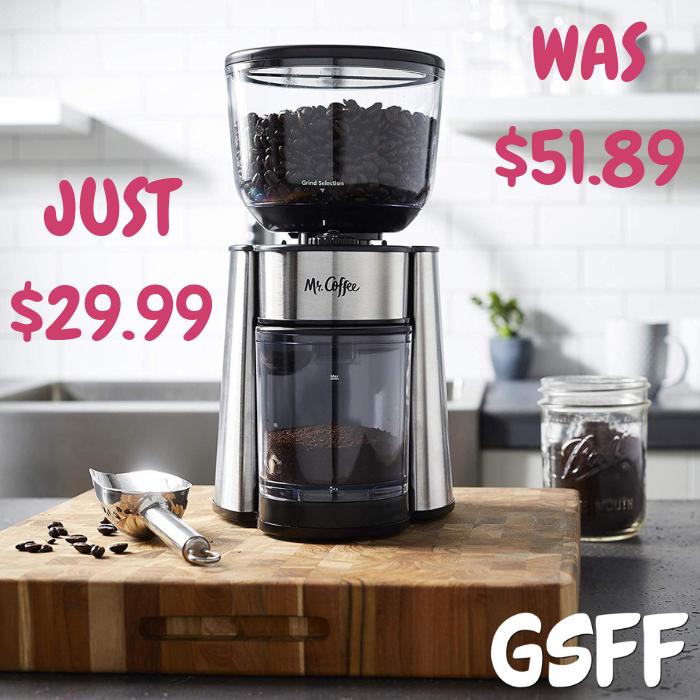 Mr. Coffee Mill Grinder