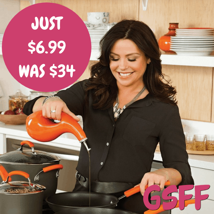 Rachael Ray EVOO Bottle Just $6.99! Down From $34!