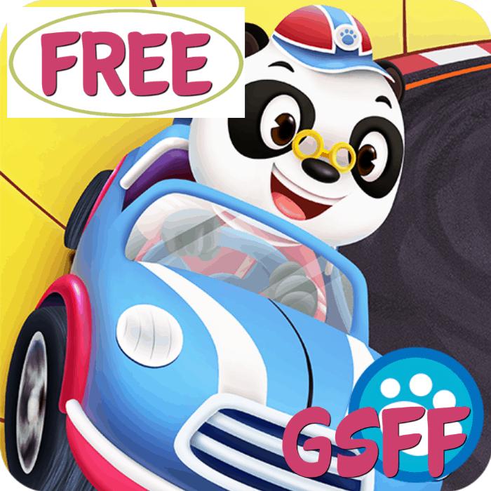 Dr. Panda Racers App
