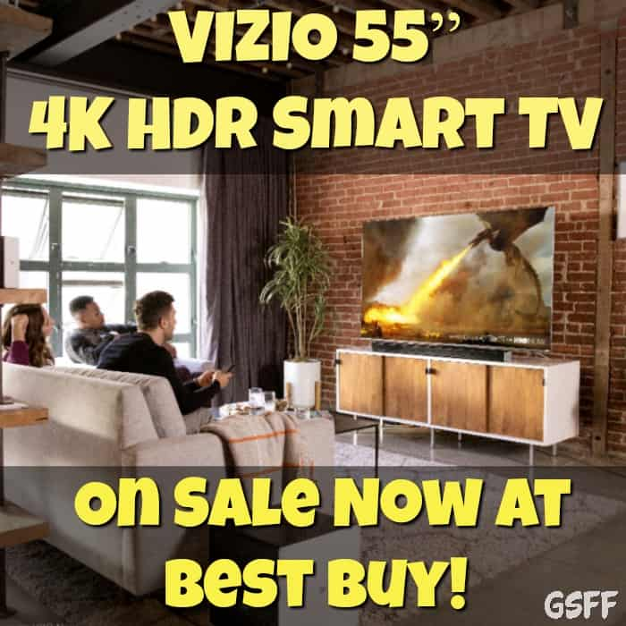 "Improved Viewing Experience With The VIZIO P-Series 55"" Class 4K HDR Smart TV"