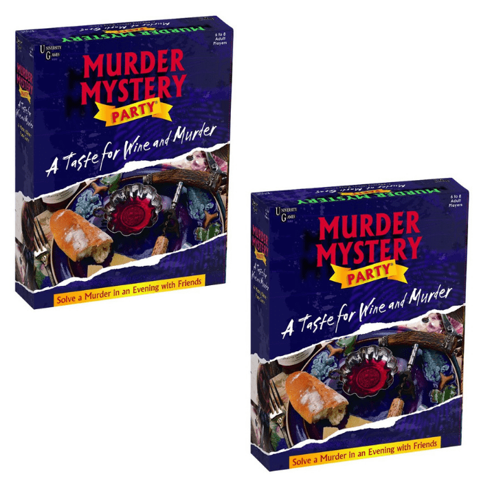 Murder Mystery Party Game