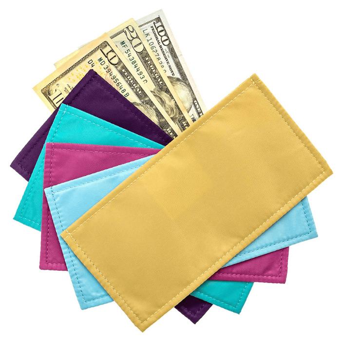 Purple Mountain Goods Magnetic Cash Budgeting Envelopes