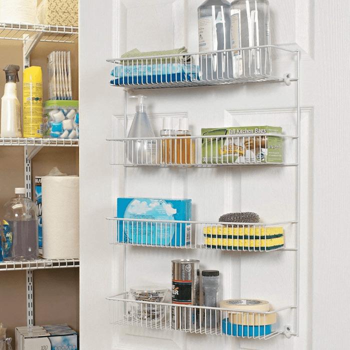ClosetMaid 4-Tier Wall Rack