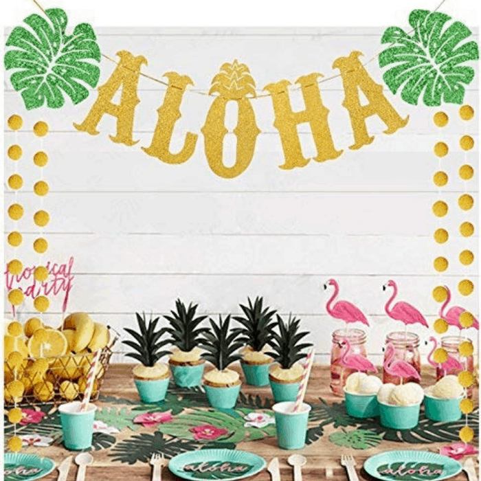 Want to host a fun dinner? These 7 Ideas For Hosting A Theme Party! PLUS Free Printable Party Planner List will help you get organized and throw a killer party!