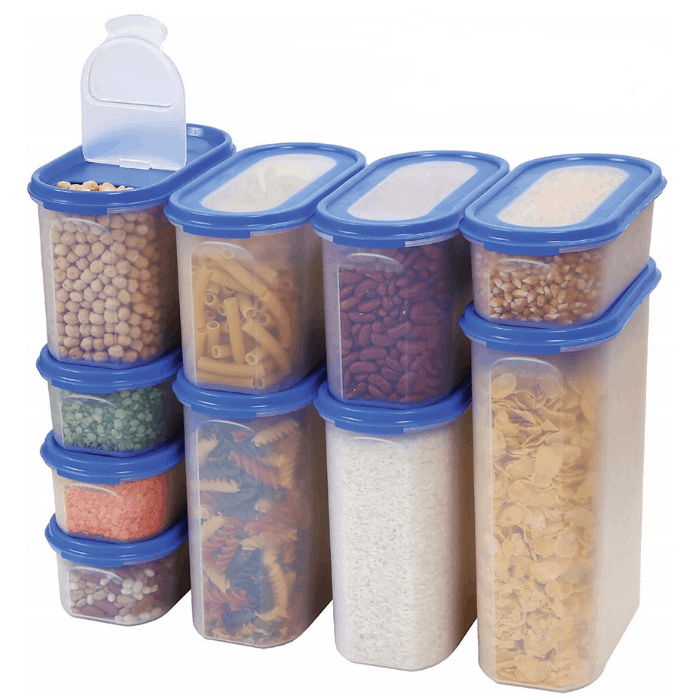 STACKO 20-Piece Food Storage Container Set