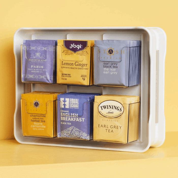 YouCopia TeaStand Tea Bag Organizer