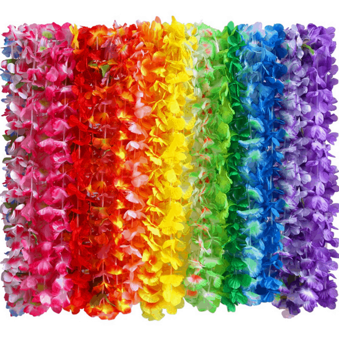 Myamy 36-Count Hawaiian Leis Necklace