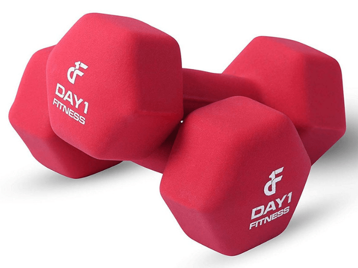 Neoprene Dumbbell Pairs