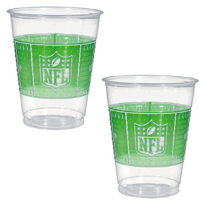 NFL Drive Collection Plastic Party Cups