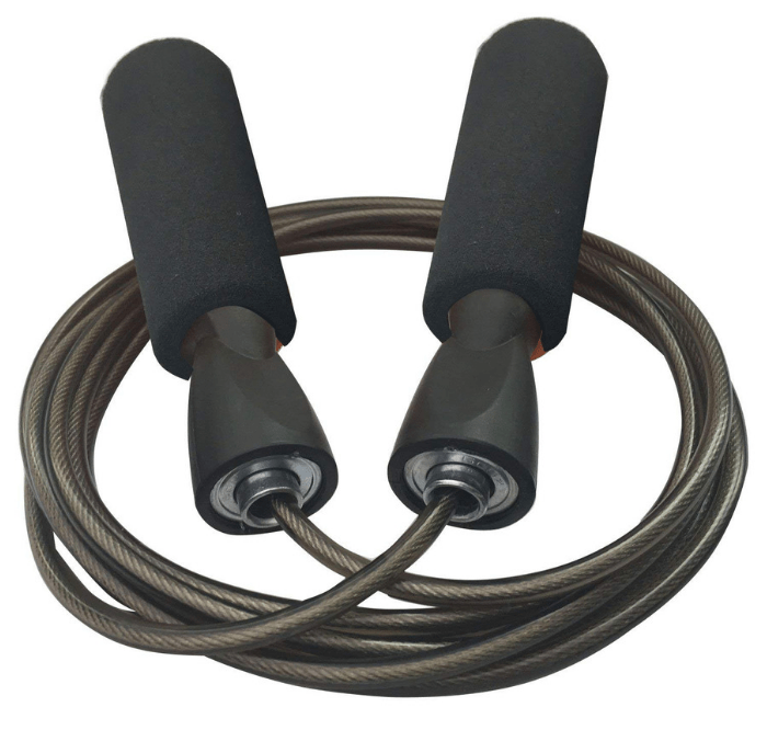 MAXSOINS Professional Adjustable Steel Wire Jump Rope