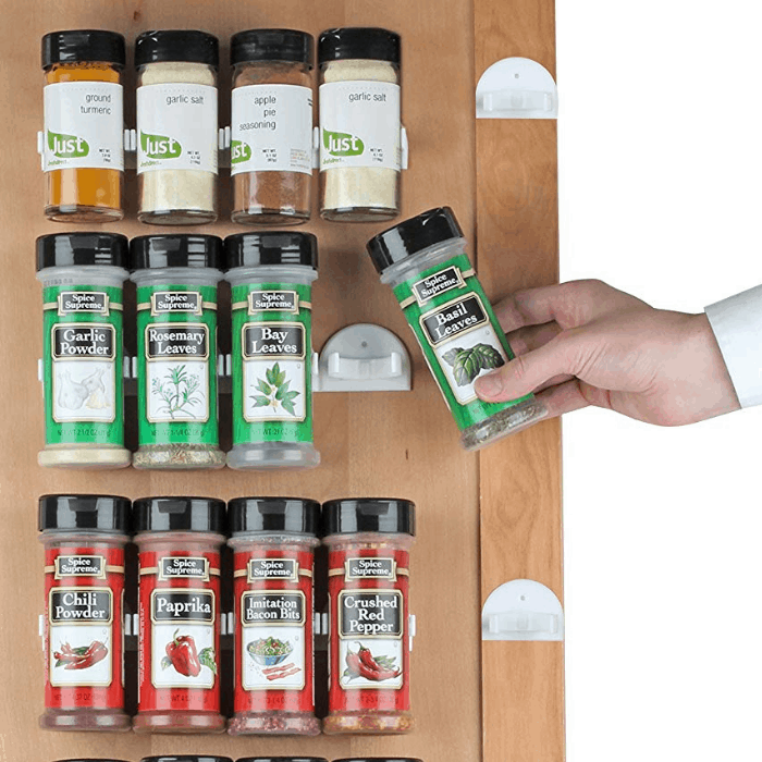 36-Piece Spice Rack