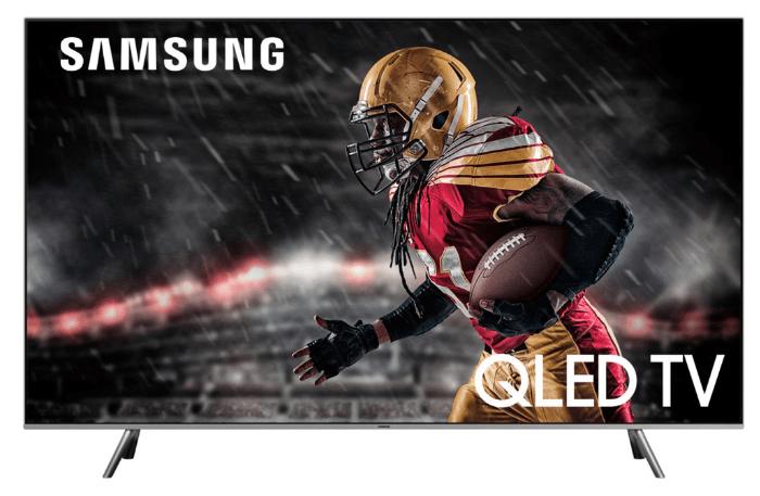 Watch QLED TV Demos
