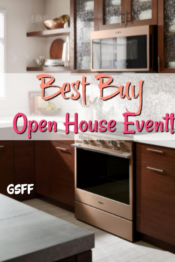 Discover What's New While Enjoying Exclusive Offers With The Best Buy Open House Event!