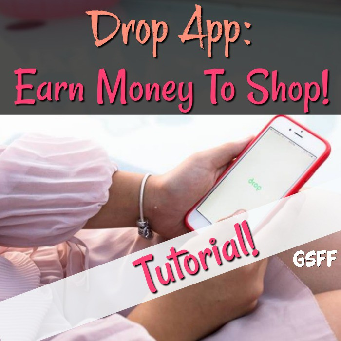 Drop App Tutorial: Earn Money for Shopping!