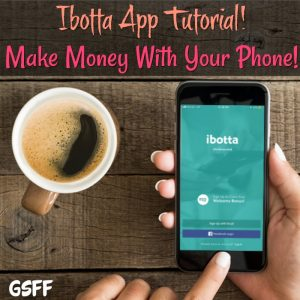 Ibotta App Tutorial!  One Of My Favorite Must Have Apps!