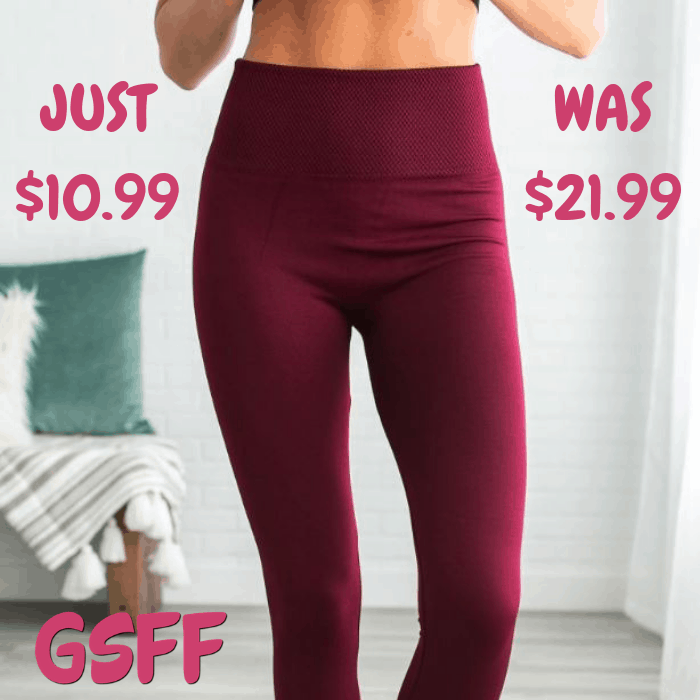 Tummy Control Leggings