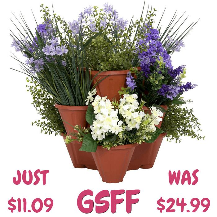 Flower Pot 3-Piece Set