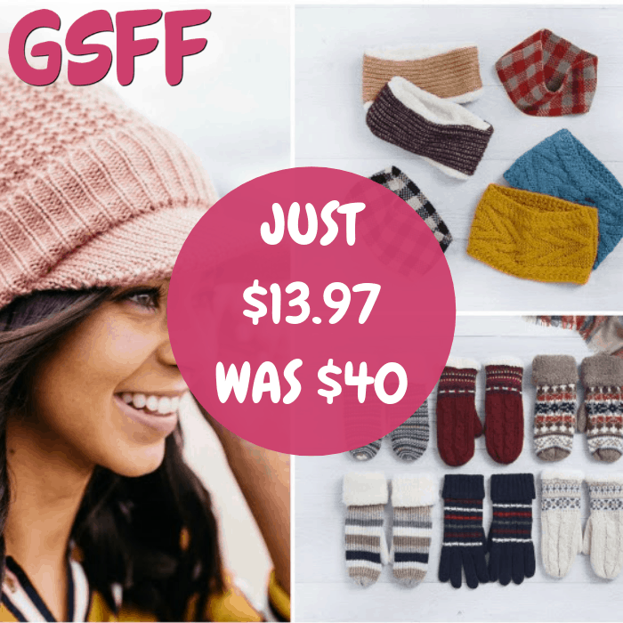 Winter Accessories Grab Bag