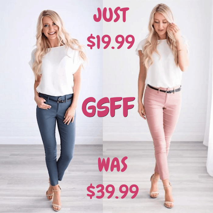 Work Pant Just $19.99! Down From $40! Shipped!