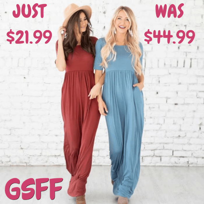 Maxi Dress Just $21.99! Down From $45! Shipped!