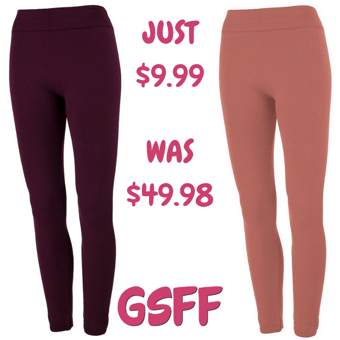 Women's Leggings 2-Pack